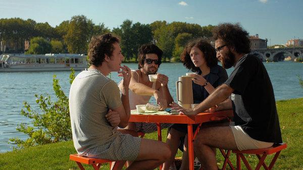 Cine: Los exiliados románticos, Jonás Trueba