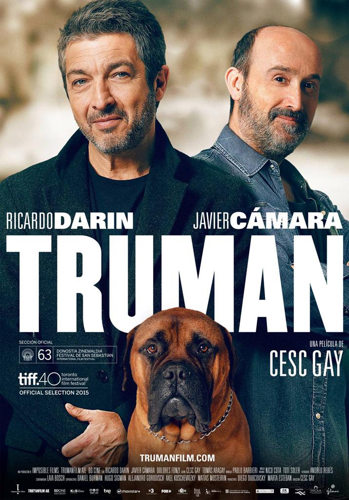 Cine: Truman, Cesc Gay