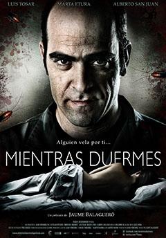 Cine: Mientras duermes, Jaume Balagueró