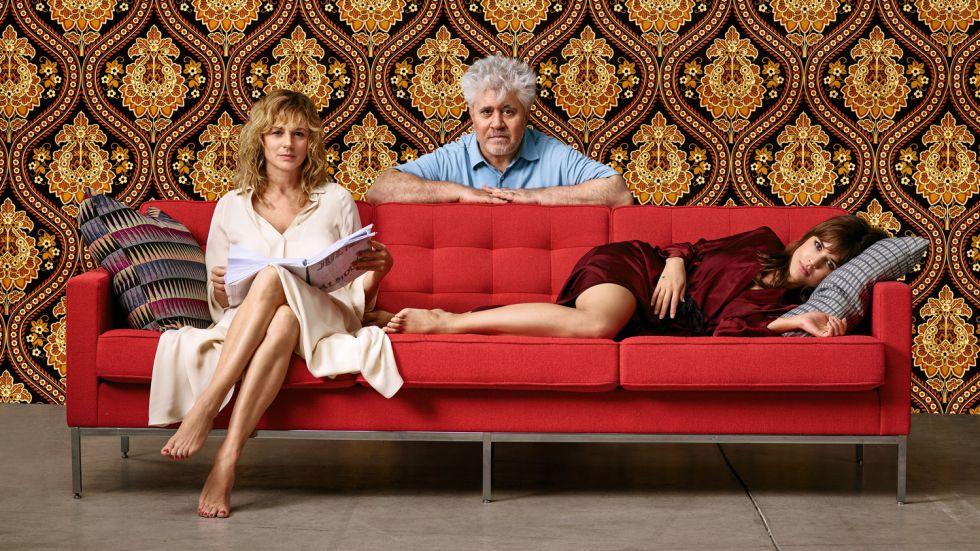 Cine: Julieta, Pedro Almodóvar